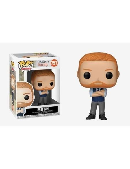 Figurine Funko Pop! Modern Family: Mitch