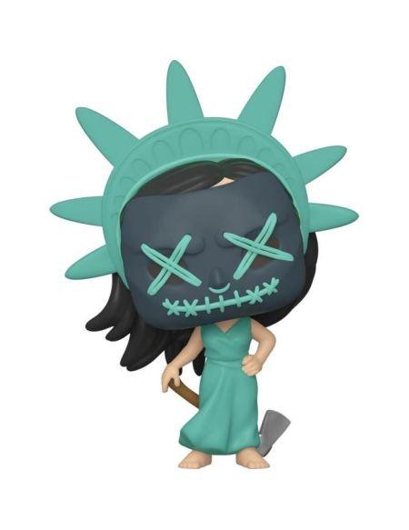 Figurine Funko Pop! - American Nightmare - Lady Liberty (ectn Yr)