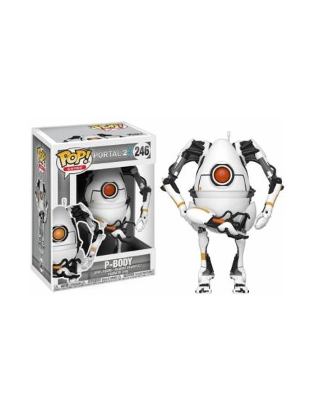 Figurine Funko Pop! Portal 2: P-Body