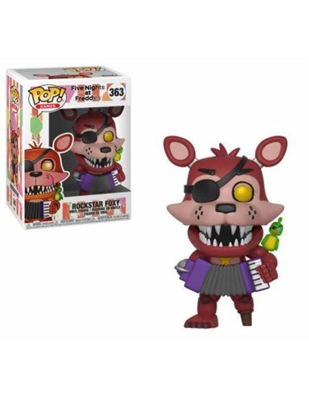 Figurine Toy Pop - Five Nights at Freddy's Pizza Simulator - Rockstar Foxy