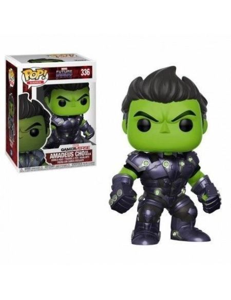 Figurine Funko Pop! Marvel Future Fight: Amadeus Cho