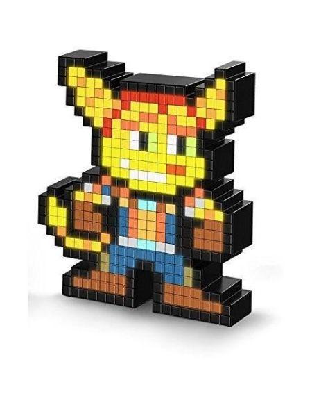 Figurine lumineuse Pixel Pals - Ratchet & Lank: Ratchet