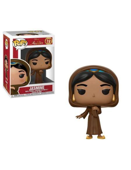 Figurine Funko POP! Aladdin - Jasmine déguisée