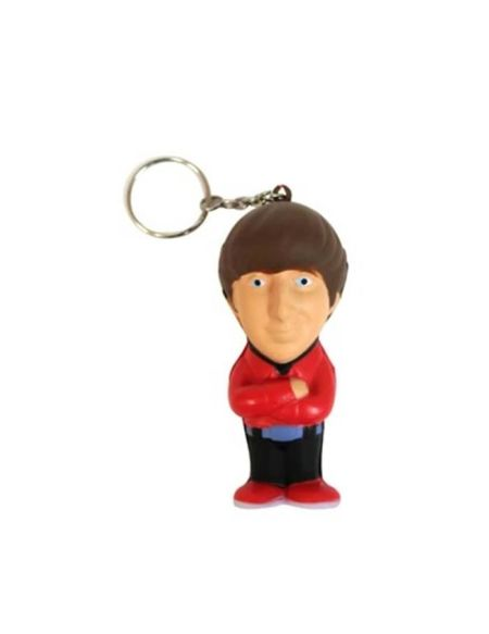 THE BIG BANG THEORY Porte-clé Howard W 8 cm