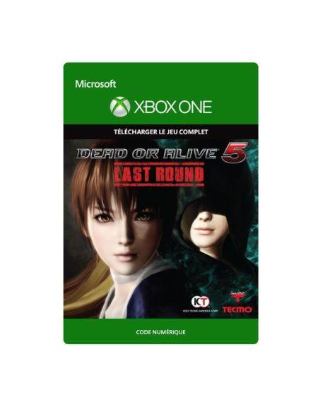 Dead or Alive 5 - Last Round Jeu Xbox One à télécharger