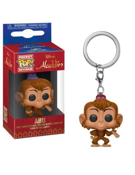 Figurine Funko Pop! Disney : Aladdin - Abu Elephant