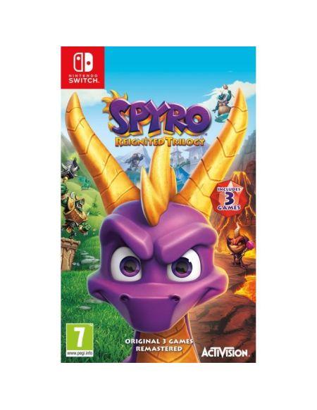 Spyro Reignited Trilogy Jeu Switch