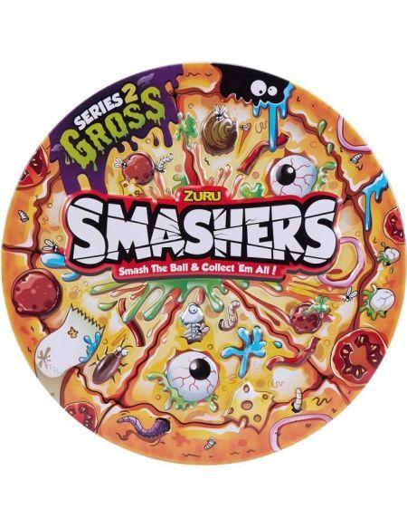 SMASHERS Boîte Collector + 1 figurine Smasher Saison 2 7419 - Auldey