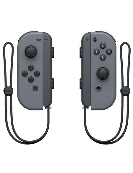 Paire de manettes Joy-Con gauche & droite grise pour Nintendo Switch