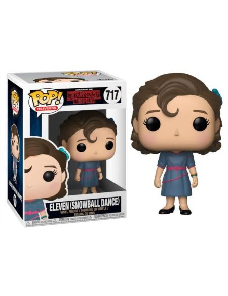Figurine Funko Pop! Stranger Things: Eleven (snowball dance)