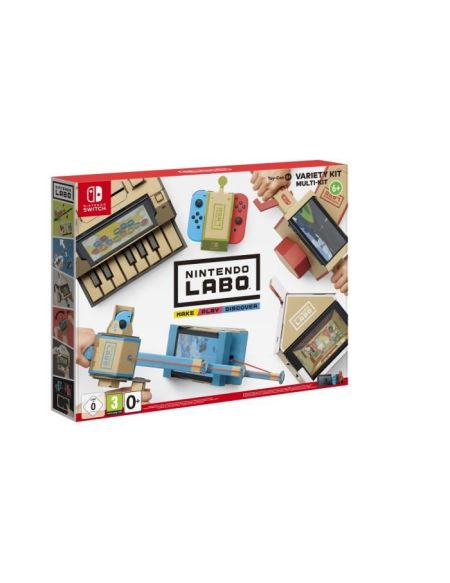 Nintendo Labo - Multi Kit (Toy-Con 01)