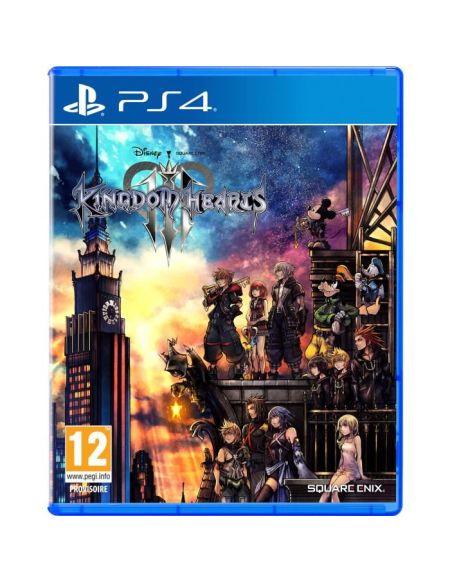 Kingdom Hearts 3 Jeu PS4
