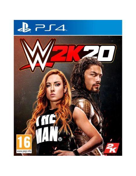 WWE 2K20 Jeu PS4
