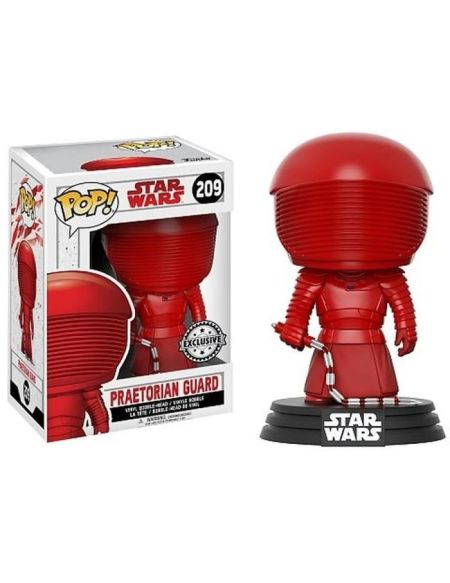 Figurine Toy Pop N°209 - Star Wars E8 Tlj - Praetorian Guard (exc)
