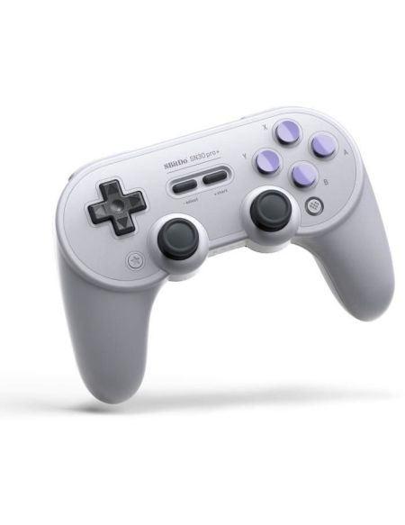 Manette Retro Sn30 Pro+ Sn Edition Bluetooth 8bitdo