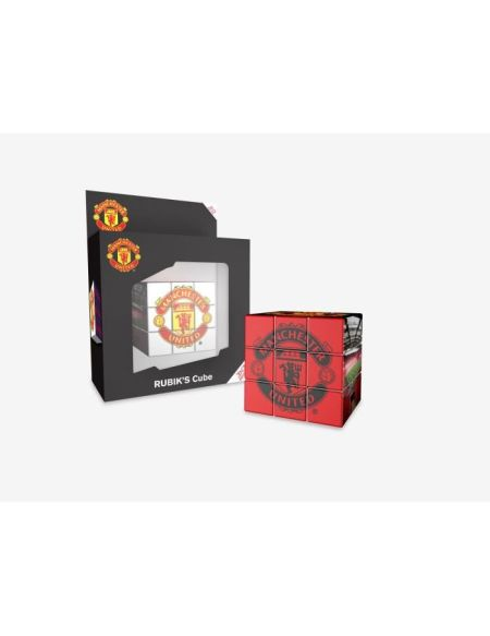 RUBIKS CUBE Edition Manchester United
