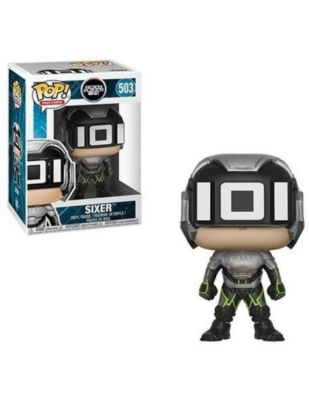 Figurine Toy Pop N°503 - Ready Player One - Sixer