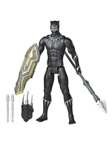 Marvel Avengers – Figurine Black Panther Titan Hero Blast Gear Deluxe - 30 cm