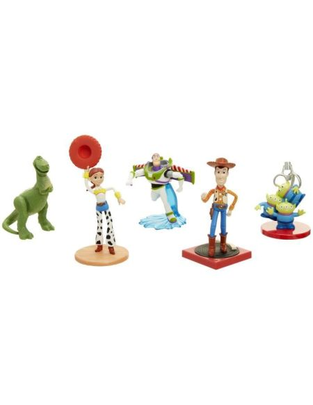 TOY STORY Set De 5 Figurines