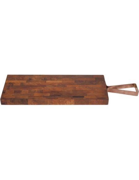 COSY & TRENDY 170620 Planche à Decouper Bois Mango Rect. -