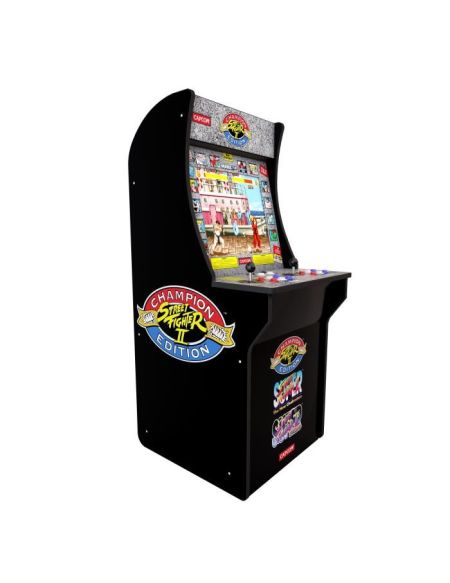 Borne de jeu d'arcade Street Fighter 2 - Arcade 1UP
