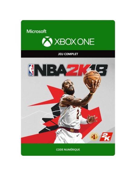 NBA 2K18 Jeu Xbox One à télécharger