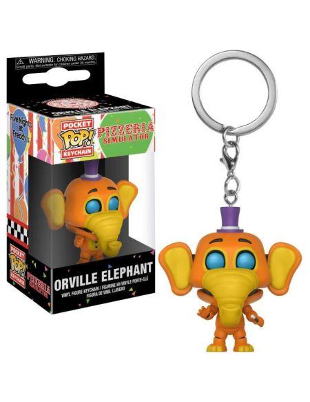 Porte-clé Funko Pocket Pop! Five Nights At Freddy's: Pizza Simulator: Orville