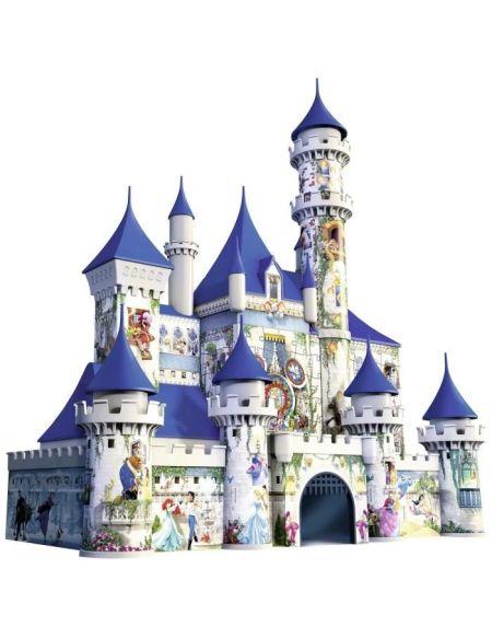 Puzzle 3D Château de Disney