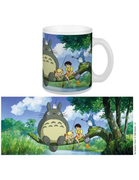 Mug Marvel - Mon Voisin Totoro: Fishing