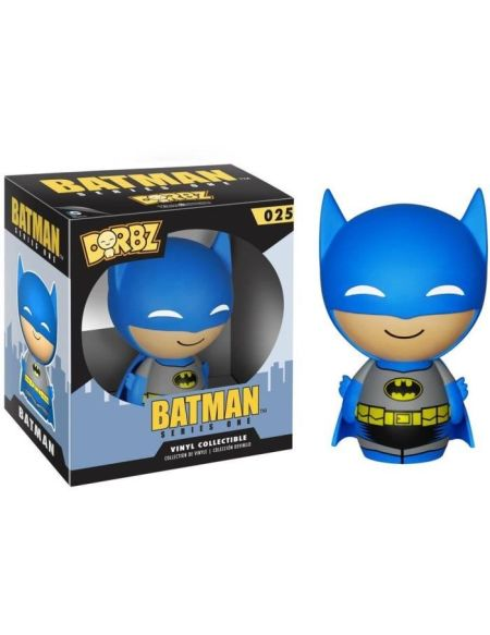 Figurine Funko Dorbz Batman : Batman bleu