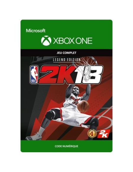 NBA 2K18 Edition Legend Jeu Xbox One à télécharger