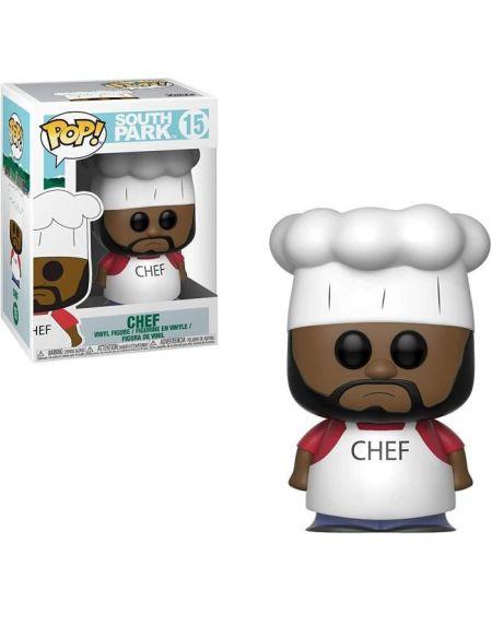 Figurine Funko Pop! Ndeg15 - South Park - Chef