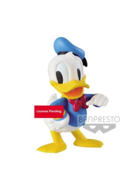 Figurine Banpresto Disney - Characters Fluffy Puffy : Donald