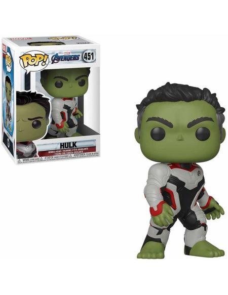 Figurine Funko Pop! Marvel : Avengers Endgame - Hulk (TS)