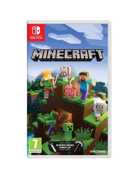 Minecraft : Nintendo Switch Edition