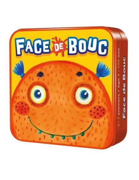ASMODEE - Face de Bouc - Jeu de Société