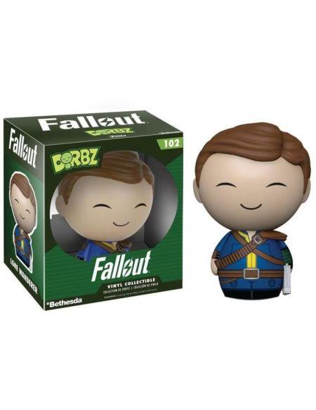 Figurine Funko Dorbz Fallout : Lone Wanderer - Homme