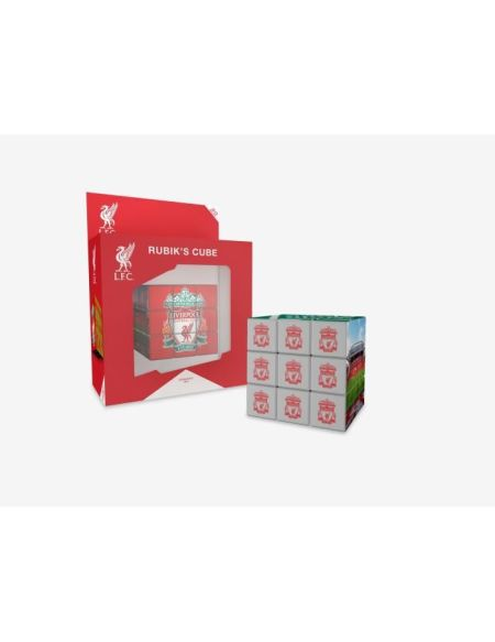 RUBIKS CUBE Edition Liverpool