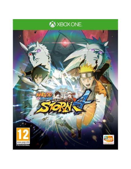 Naruto Shippuden : Ultimate Ninja Storm 4