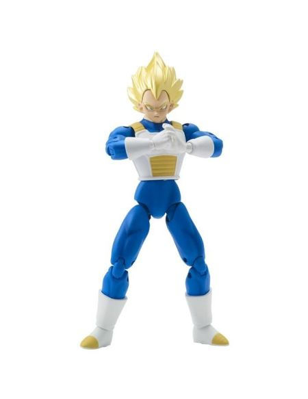 DRAGON BALL Vegeta Super Saiyen Figurine Dragon - 17cm