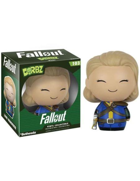 Figurine Funko Dorbz Fallout : Lone Wanderer - Femme