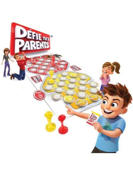 SPIN MASTER GAMES - Défie Tes Parents - Jeu de société