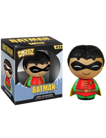 Figurine Funko Dorbz Batman : Robin