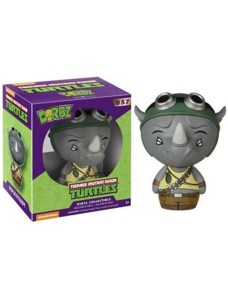 Figurine Funko Dorbz Les Tortues Ninja : Rocksteady
