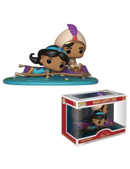 Figurine Funko POP! Movie Aladdin - Le tapis magique