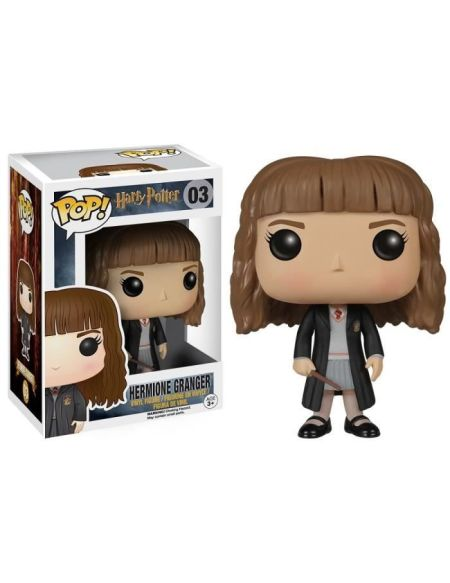 Figurine Funko Pop! Harry Potter : Hermione Granger