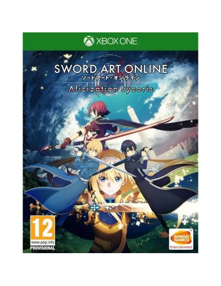 Sword Art Online Alicization Lycoris Jeu Xbox One