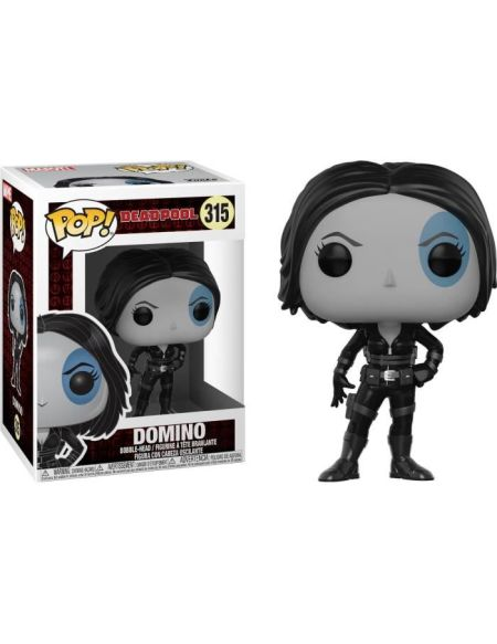 Figurine Funko Pop! Marvel - Deadpool Parody: Domino