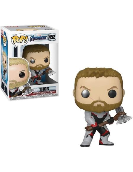 Figurine Funko Pop! N°452 - Avengers Endgame - Thor