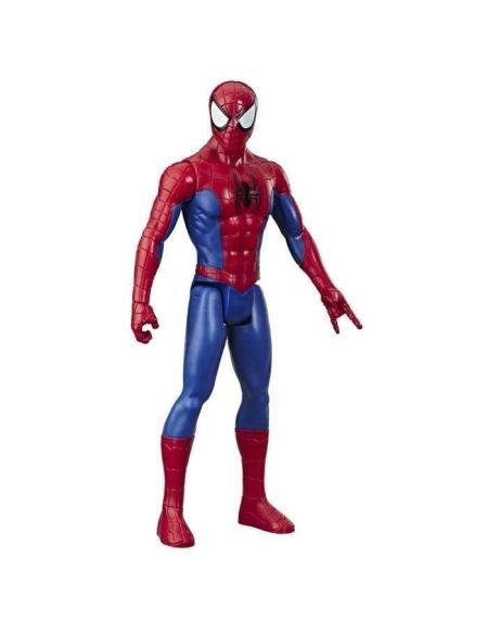 Marvel Spider-Man – Figurine Spider-Man Titan Hero - 30 cm